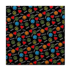 Pattern Halloween Peacelovevampires  Icreate Face Towel