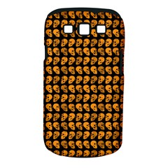 Halloween Color Skull Heads Samsung Galaxy S Iii Classic Hardshell Case (pc+silicone) by iCreate