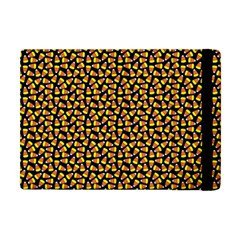 Pattern Halloween Candy Corn   Apple Ipad Mini Flip Case by iCreate