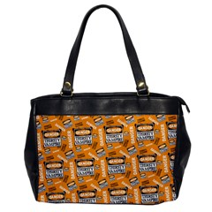 Halloween Thirsty Vampire Signs Office Handbags by iCreate