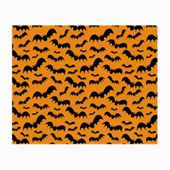 Pattern Halloween Bats  Icreate Small Glasses Cloth by iCreate