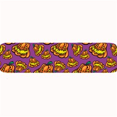 1pattern Halloween Colorfuljack Icreate Large Bar Mats by iCreate