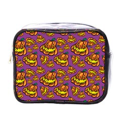 1pattern Halloween Colorfuljack Icreate Mini Toiletries Bags by iCreate