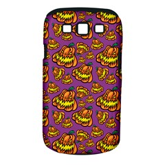 1pattern Halloween Colorfuljack Icreate Samsung Galaxy S Iii Classic Hardshell Case (pc+silicone) by iCreate