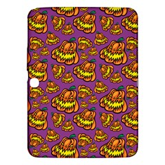 1pattern Halloween Colorfuljack Icreate Samsung Galaxy Tab 3 (10 1 ) P5200 Hardshell Case  by iCreate