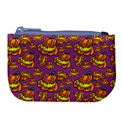 1pattern Halloween Colorfuljack Icreate Large Coin Purse by iCreate