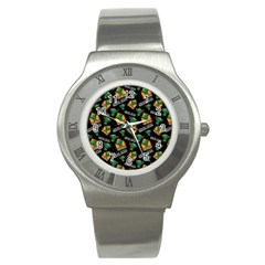 Halloween Ghoul Zone Icreate Stainless Steel Watch by iCreate
