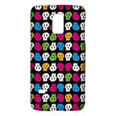 Pattern Painted Skulls Icreate Galaxy S5 Mini by iCreate