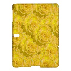 Summer Yellow Roses Dancing In The Season Samsung Galaxy Tab S (10 5 ) Hardshell Case  by pepitasart