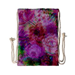 Acid Vintage Drawstring Bag (small) by QueenOfEngland