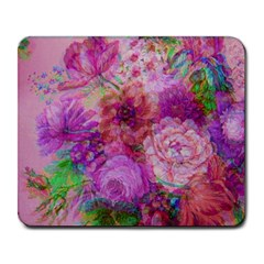 Acid Vintage Large Mousepads by QueenOfEngland