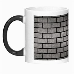 Brick1 Black Marble & Gray Metal 1 (r) Morph Mugs by trendistuff