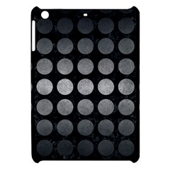 Circles1 Black Marble & Gray Metal 1 Apple Ipad Mini Hardshell Case by trendistuff