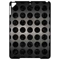 Circles1 Black Marble & Gray Metal 1 (r) Apple Ipad Pro 9 7   Hardshell Case by trendistuff