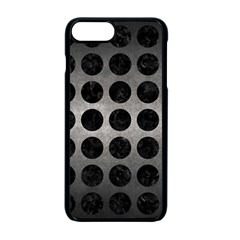 Circles1 Black Marble & Gray Metal 1 (r) Apple Iphone 7 Plus Seamless Case (black) by trendistuff