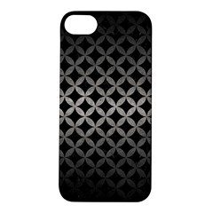 Circles3 Black Marble & Gray Metal 1 Apple Iphone 5s/ Se Hardshell Case by trendistuff