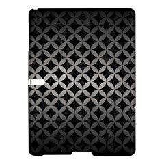 Circles3 Black Marble & Gray Metal 1 Samsung Galaxy Tab S (10 5 ) Hardshell Case  by trendistuff
