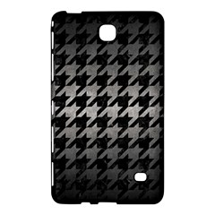 Houndstooth1 Black Marble & Gray Metal 1 Samsung Galaxy Tab 4 (7 ) Hardshell Case  by trendistuff