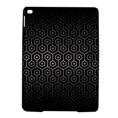 Hexagon1 Black Marble & Gray Metal 1 Ipad Air 2 Hardshell Cases by trendistuff