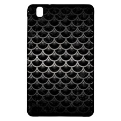 Scales3 Black Marble & Gray Metal 1 Samsung Galaxy Tab Pro 8 4 Hardshell Case by trendistuff