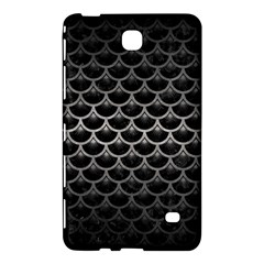 Scales3 Black Marble & Gray Metal 1 Samsung Galaxy Tab 4 (8 ) Hardshell Case  by trendistuff