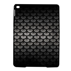 Scales3 Black Marble & Gray Metal 1 (r) Ipad Air 2 Hardshell Cases by trendistuff