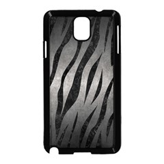 Skin3 Black Marble & Gray Metal 1 (r) Samsung Galaxy Note 3 Neo Hardshell Case (black) by trendistuff