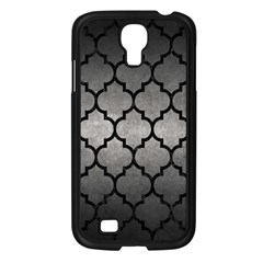 Tile1 Black Marble & Gray Metal 1 (r) Samsung Galaxy S4 I9500/ I9505 Case (black) by trendistuff