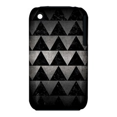 Triangle2 Black Marble & Gray Metal 1 Iphone 3s/3gs