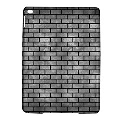 Brick1 Black Marble & Gray Metal 2 (r) Ipad Air 2 Hardshell Cases