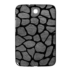 Skin1 Black Marble & Gray Leather Samsung Galaxy Note 8 0 N5100 Hardshell Case  by trendistuff