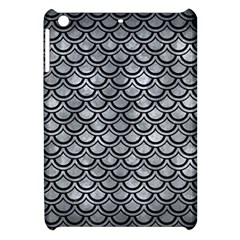 Scales2 Black Marble & Gray Metal 2 (r) Apple Ipad Mini Hardshell Case by trendistuff