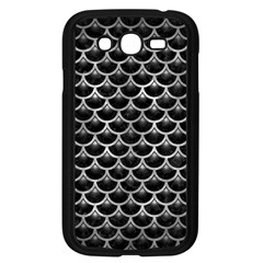 Scales3 Black Marble & Gray Metal 2 Samsung Galaxy Grand Duos I9082 Case (black) by trendistuff