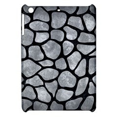 Skin1 Black Marble & Gray Metal 2 Apple Ipad Mini Hardshell Case by trendistuff