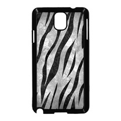 Skin3 Black Marble & Gray Metal 2 (r) Samsung Galaxy Note 3 Neo Hardshell Case (black) by trendistuff