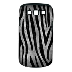 Skin4 Black Marble & Gray Metal 2 Samsung Galaxy S Iii Classic Hardshell Case (pc+silicone) by trendistuff