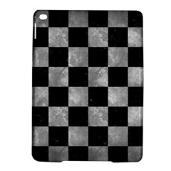 Square1 Black Marble & Gray Metal 2 Ipad Air 2 Hardshell Cases by trendistuff