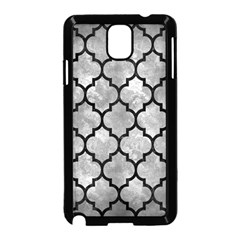 Tile1 Black Marble & Gray Metal 2 (r) Samsung Galaxy Note 3 Neo Hardshell Case (black) by trendistuff