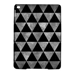 Triangle3 Black Marble & Gray Metal 2 Ipad Air 2 Hardshell Cases