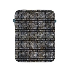 Brick1 Black Marble & Gray Stone (r) Apple Ipad 2/3/4 Protective Soft Cases by trendistuff
