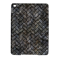 Brick2 Black Marble & Gray Stone (r) Ipad Air 2 Hardshell Cases by trendistuff
