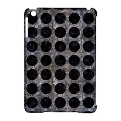 Circles1 Black Marble & Gray Stone (r) Apple Ipad Mini Hardshell Case (compatible With Smart Cover) by trendistuff