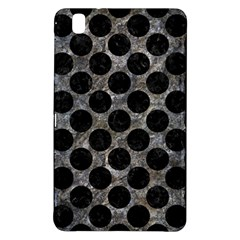 Circles2 Black Marble & Gray Stone (r) Samsung Galaxy Tab Pro 8 4 Hardshell Case by trendistuff