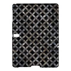 Circles3 Black Marble & Gray Stone Samsung Galaxy Tab S (10 5 ) Hardshell Case  by trendistuff