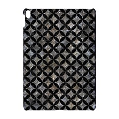 Circles3 Black Marble & Gray Stone (r) Apple Ipad Pro 10 5   Hardshell Case by trendistuff