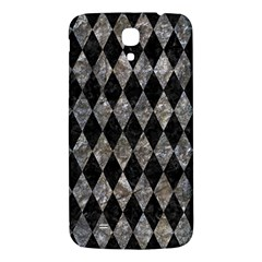 Diamond1 Black Marble & Gray Stone Samsung Galaxy Mega I9200 Hardshell Back Case by trendistuff