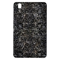 Damask2 Black Marble & Gray Stone (r) Samsung Galaxy Tab Pro 8 4 Hardshell Case by trendistuff