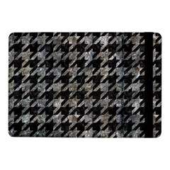 Houndstooth1 Black Marble & Gray Stone Samsung Galaxy Tab Pro 10 1  Flip Case by trendistuff