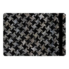 Houndstooth2 Black Marble & Gray Stone Apple Ipad Pro 10 5   Flip Case by trendistuff