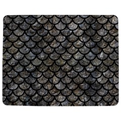Scales1 Black Marble & Gray Stone (r) Jigsaw Puzzle Photo Stand (rectangular) by trendistuff
